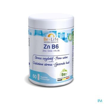 zn-b6-minerals-be-life-60-gelules