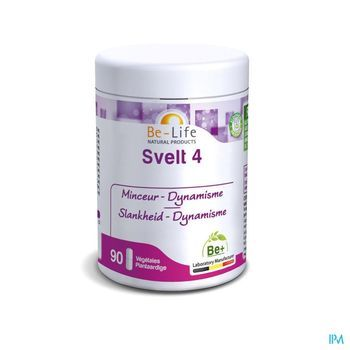 svelt-4-mineral-complex-be-life-90-gelules