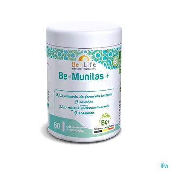 be-munitas-be-life-60-gelules