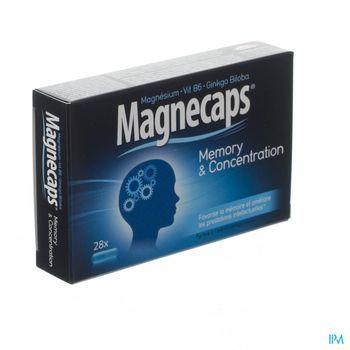 magnecaps-memoryconcentration-28-gelules