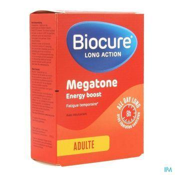 biocure-long-action-megatone-energy-boost-30-comprimes
