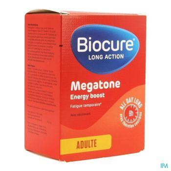 biocure-long-action-megatone-energy-boost-60-comprimes