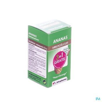 arkogelules-ananas-45-gelules