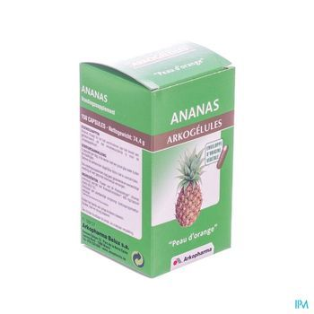 arkogelules-ananas-150-gelules