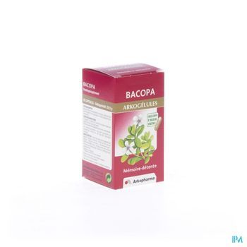 arkogelules-bacopa-45-gelules
