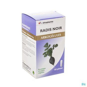 arkogelules-radis-noir-150-gelules
