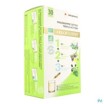 arkofluide-programme-detox-30-ampoules