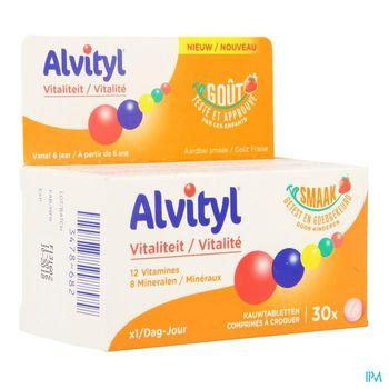 alvityl-vitalite-30-comprimes-a-croquer