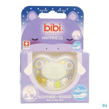bibi-sucette-dental-glow-in-the-dark-de-6-16-mois