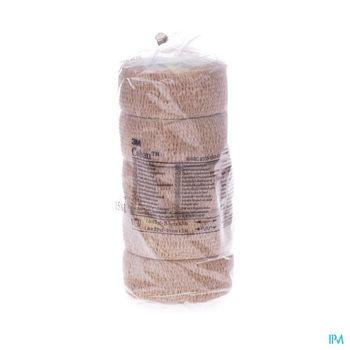coban-3m-bandage-auto-adherent-elastique-chair-25-cm-x-45-m-5-bandes