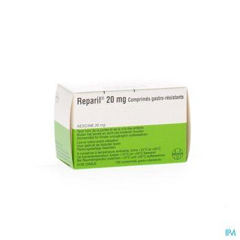 reparil-100-comprimes-gastro-resistants-x-20-mg