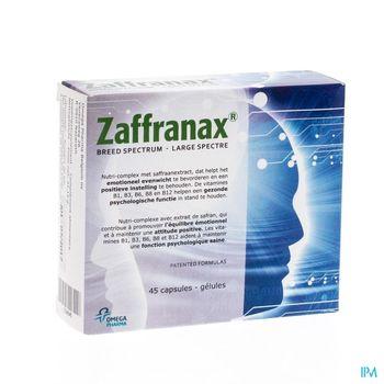 zaffranax-45-gelules