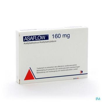 asaflow-160-mg-56-comprimes-gastro-resistants-x-160-mg
