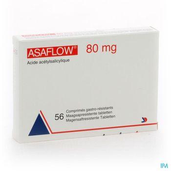 asaflow-80-mg-56-comprimes-gastro-resistants-x-80-mg
