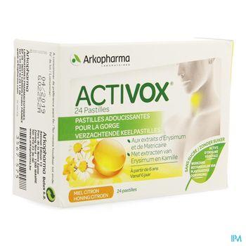 activox-pastilles-adoucissantes-pour-la-gorge-miel-citron-24-pastilles
