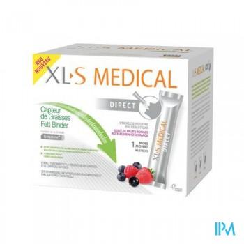 xls-medical-capteur-de-graisses-90-sticks-de-poudre