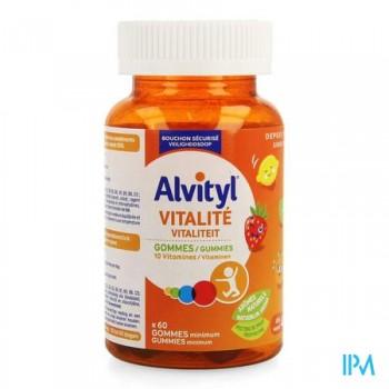 alvityl-vitalite-60-gommes