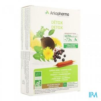 arkofluide-detox-bio-20-ampoules
