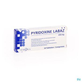pyridoxine-20-comprimes-x-250-mg