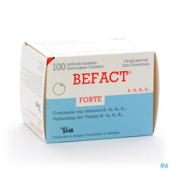 befact-forte-100-dragees