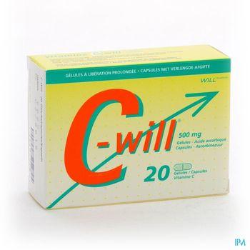 c-will-20-gelules-a-liberation-prolongee