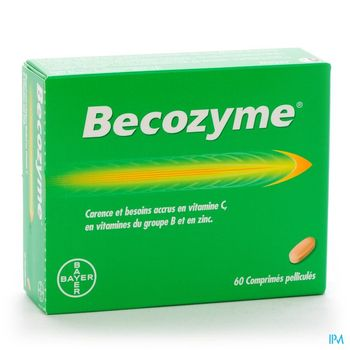 becozyme-60-comprimes-pellicules